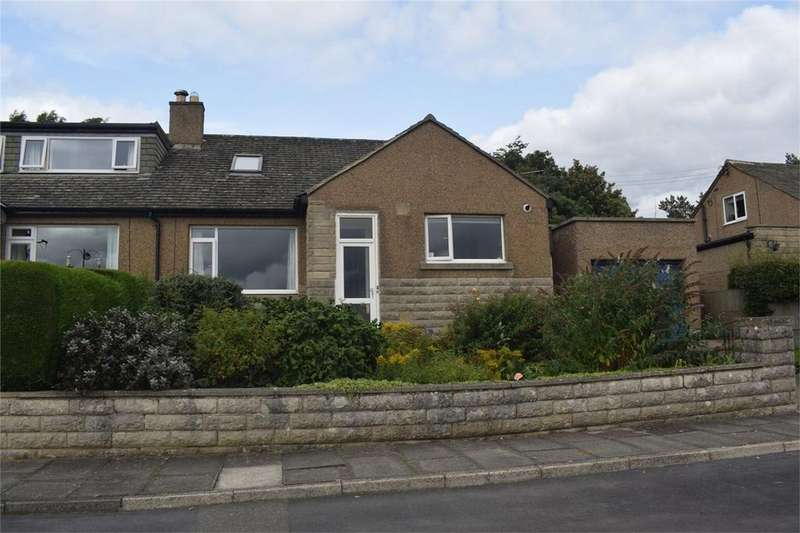 4 Bedrooms Semi Detached Bungalow for sale in 6 Hesley Rise, Stainton, Barnard Castle, Durham