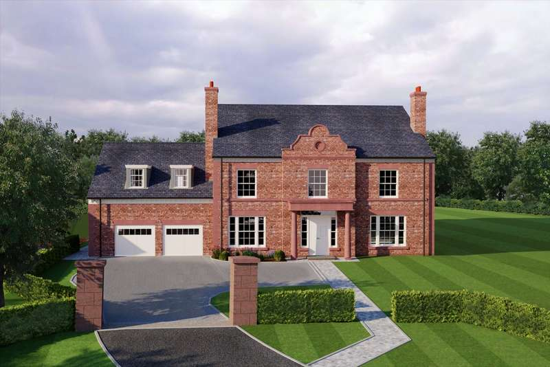 4 Bedrooms House for sale in 4 bedroom House New Build in Eaton