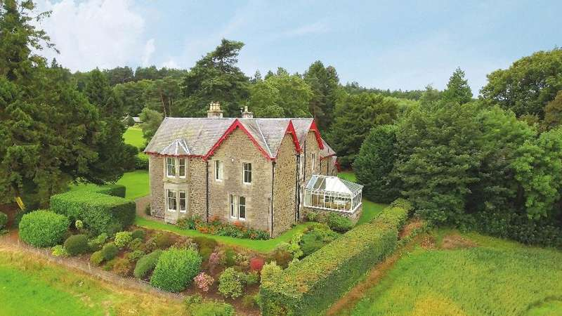 5 Bedrooms Detached House for sale in Rhynd House, Rhynd, Perth, Perthshire, PH2 8QG