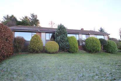 4 Bedrooms Bungalow for sale in Portencross Road, West Kilbride