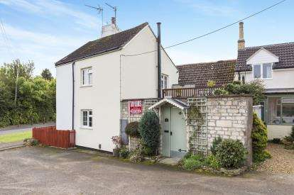 2 Bedrooms Terraced House for sale in Winnycroft Cottages, Painswick Road, Upton St. Leonards, Gloucester