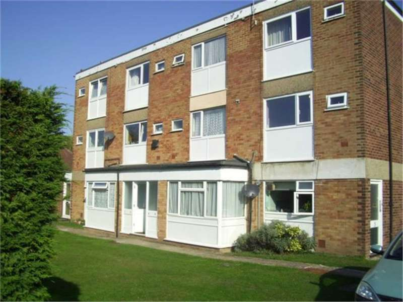 2 Bedrooms Apartment Flat for sale in St Margarets Court Vic, Bletchley