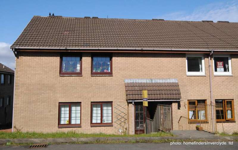 2 Bedrooms Apartment Flat for rent in Dunrobin Drive, Gourock