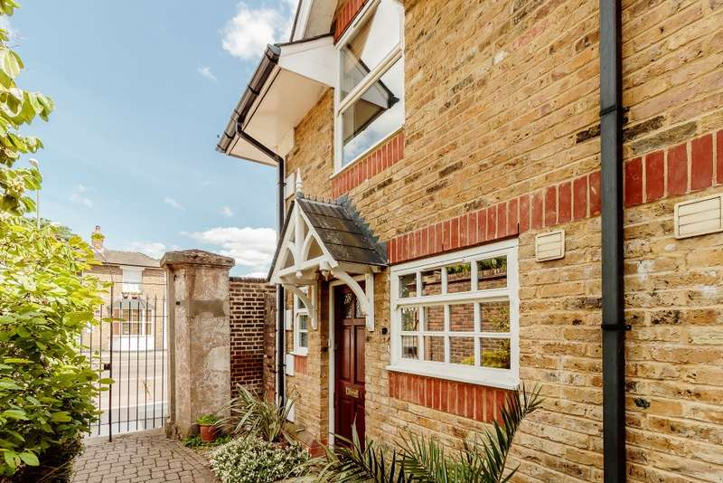2 Bedrooms End Of Terrace House for sale in Teddington