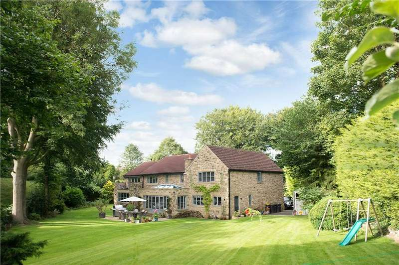 6 Bedrooms Detached House for sale in Shaw Lane, Farnham, Knaresborough, North Yorkshire, HG5
