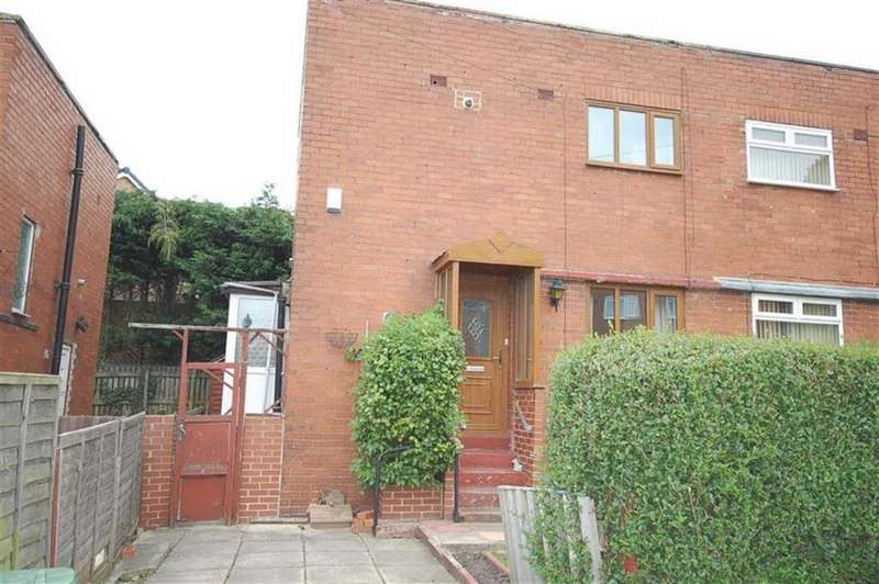 2 Bedrooms Semi Detached House for sale in Chapel Avenue, Heckmondwike, WF16