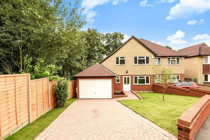 4 Bedrooms Semi Detached House for sale in Glenhurst Rise, Crystal Palace