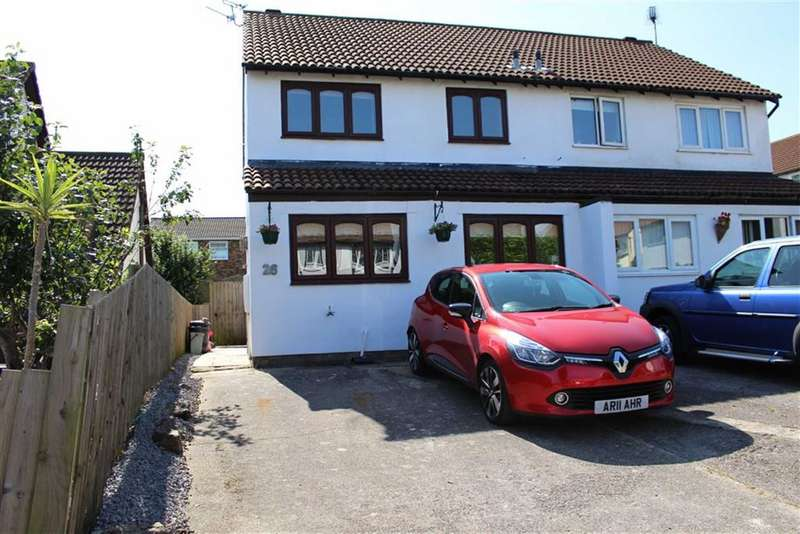 3 Bedrooms Semi Detached House for sale in Hatherleigh Drive, Newton