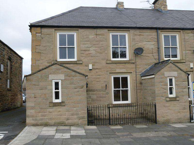 3 Bedrooms End Of Terrace House for sale in Front Street Court, Guidepost, Three Bedroom House