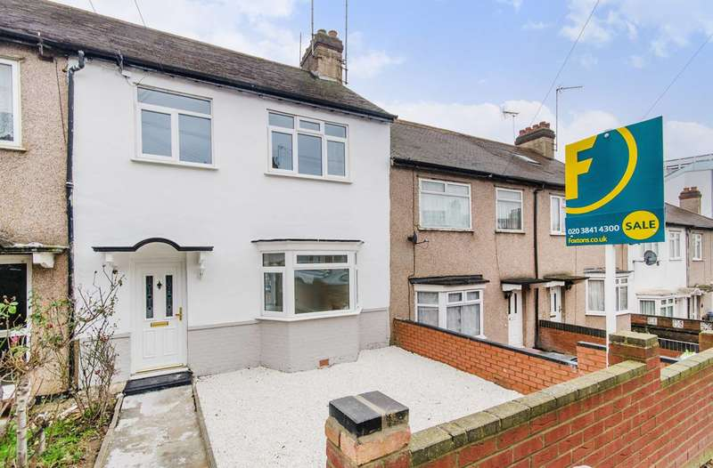 4 Bedrooms House for sale in Dagmar Avenue, Wembley Park, HA9