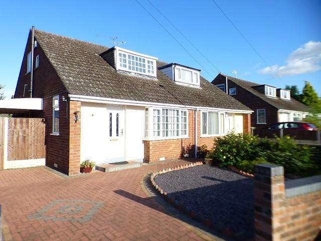 2 Bedrooms Bungalow for sale in Sea Lane, Runcorn