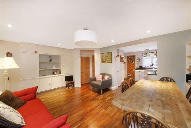 3 Bedrooms Flat for sale in Rosendale Road, Dulwich