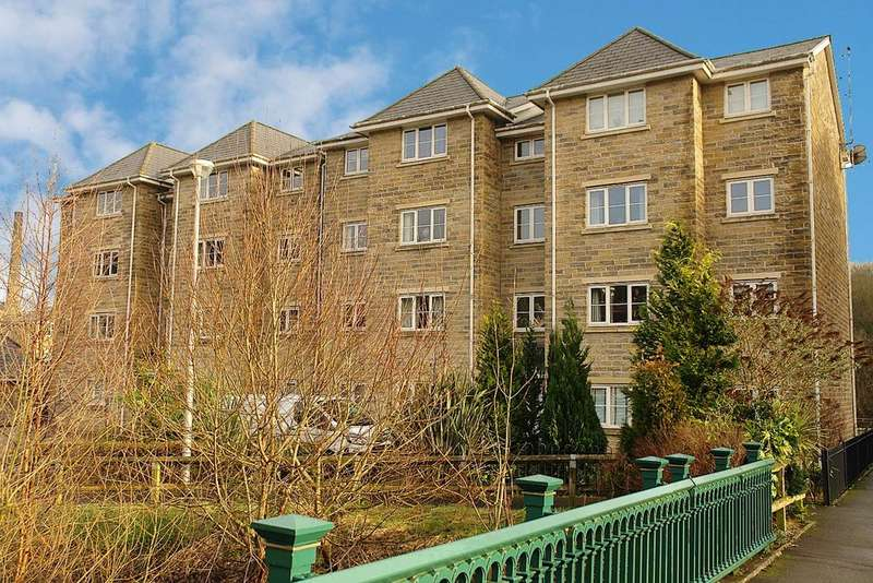 2 Bedrooms Flat for sale in Border Mill Fold, Mossley, Tameside
