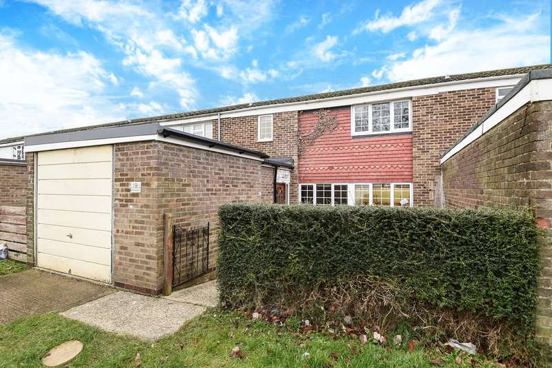 3 Bedrooms Terraced House for sale in Pennine Way, Basingstoke, RG22