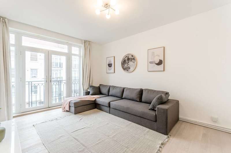3 Bedrooms Flat for sale in Turin Street, Bethnal Green, E2
