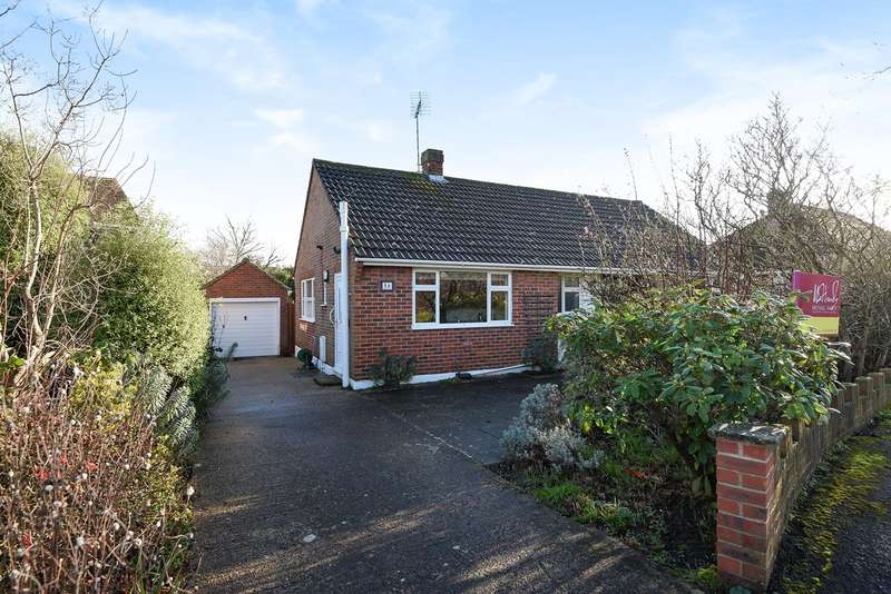 3 Bedrooms Detached Bungalow for sale in Oaklands Drive, WOKINGHAM, RG41