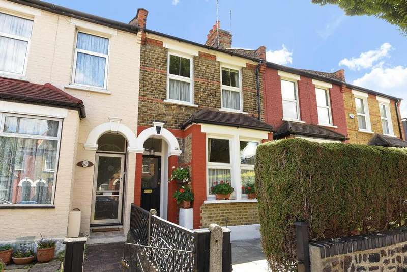 2 Bedrooms Terraced House for sale in Ollerton Road, Bounds Green