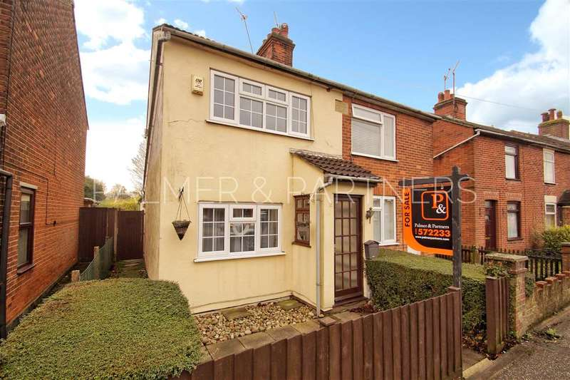 3 Bedrooms Semi Detached House for sale in Parsons Heath, Colchester