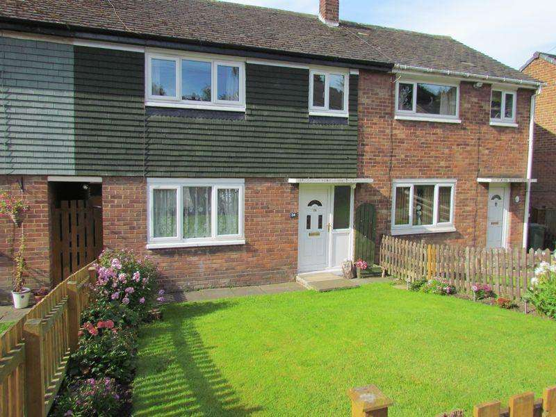 3 Bedrooms Terraced House for sale in Queensway, Bingley