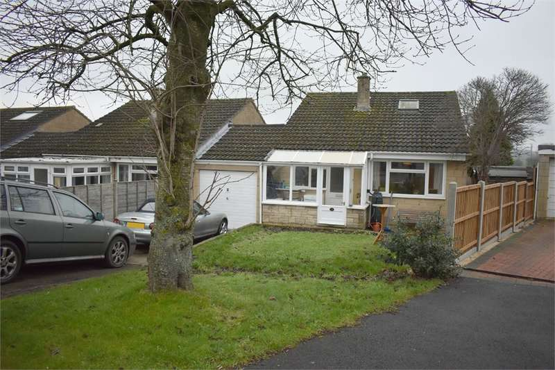 2 Bedrooms Detached Bungalow for sale in Paynes Meadow, Whitminster, Glos
