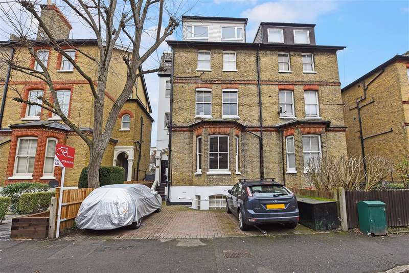 2 Bedrooms Apartment Flat for sale in Homefield Road, London