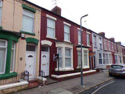 3 Bedrooms Terraced House for sale in Romer Road, Liverpool, England, Merseyside, L6