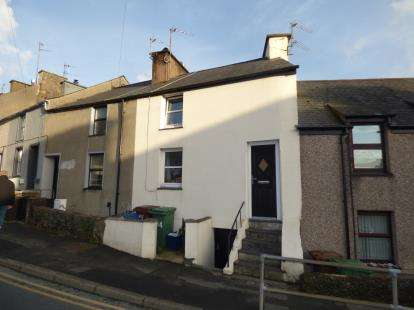 2 Bedrooms Terraced House for sale in Caernarfon Road, Pwllheli, Gwynedd, LL53