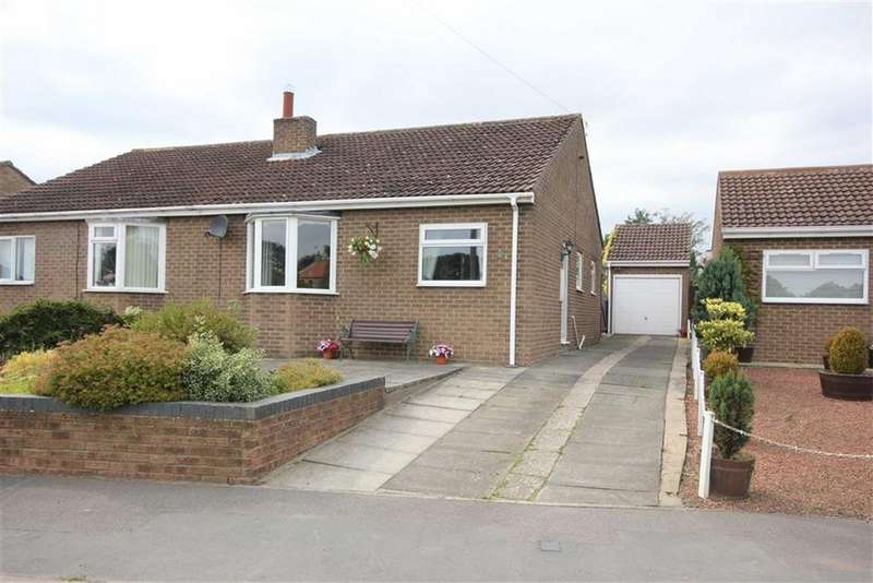 2 Bedrooms Bungalow for sale in Mill View, Eppleby, North Yorkshire