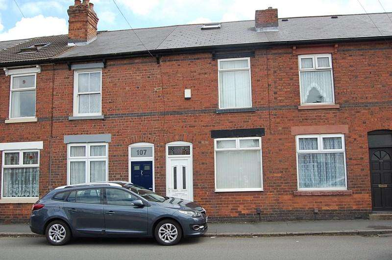 3 Bedrooms Terraced House for sale in Dudley Road, Sedgley, Dudley