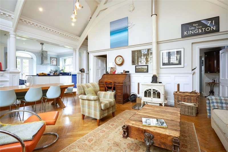 4 Bedrooms House for sale in Mynthurst, Leigh, Reigate, Surrey, RH2