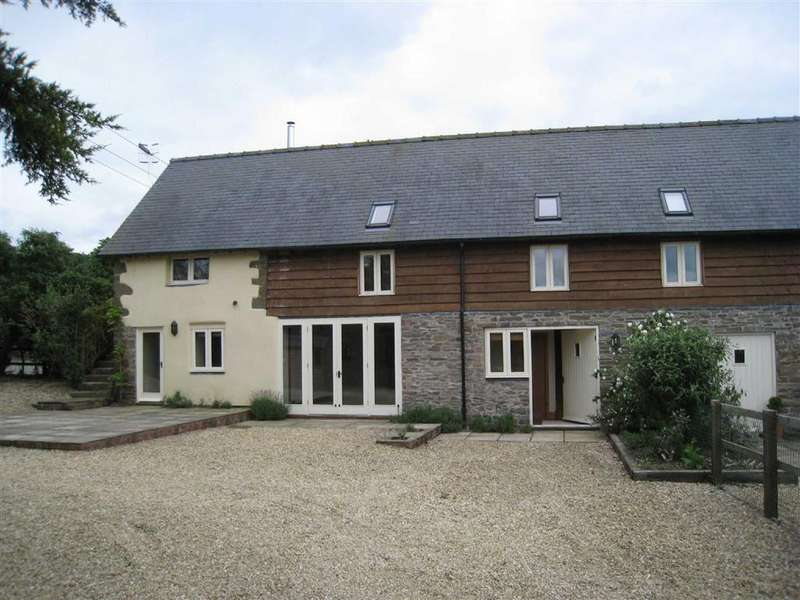 3 Bedrooms Barn Conversion Character Property for rent in Brunslow, Lydbury North