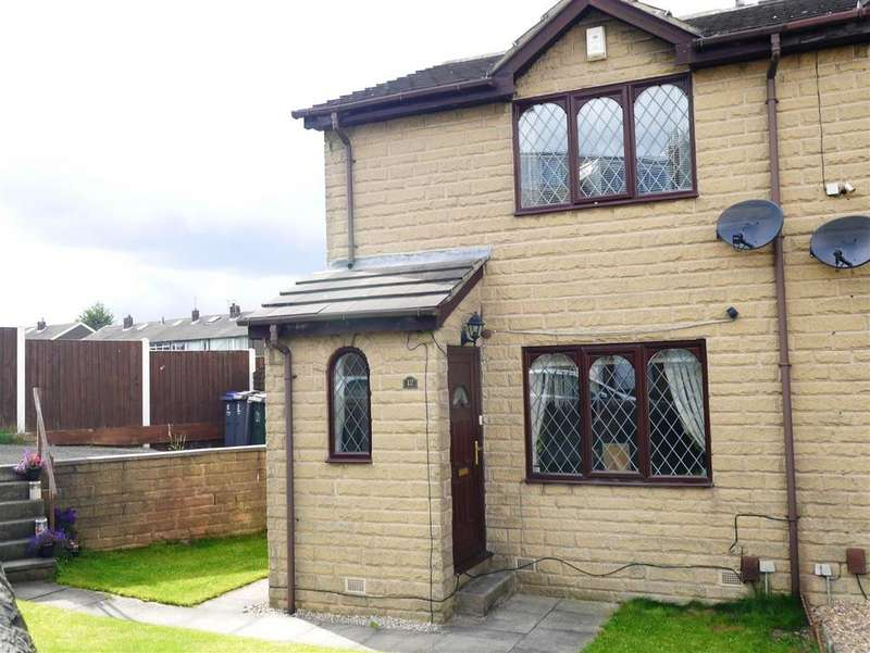 2 Bedrooms Semi Detached House for sale in Alexandra Road, Eccleshill, Bradford, BD2 2HS