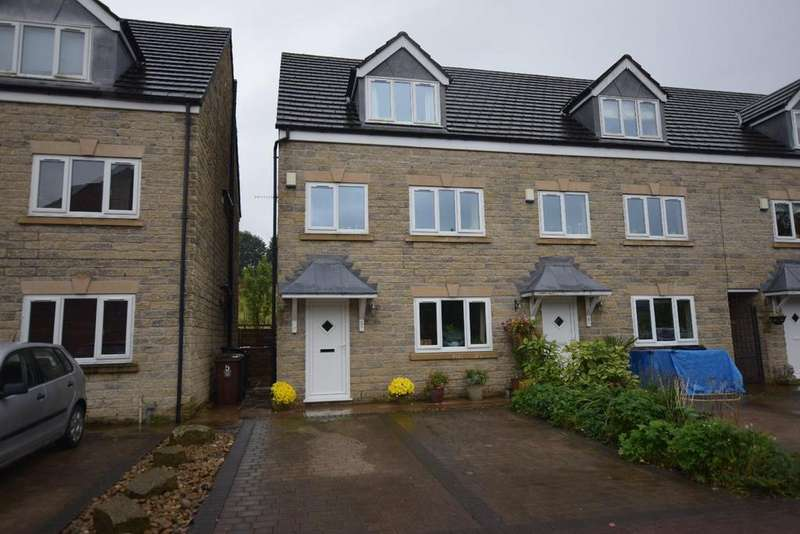 4 Bedrooms End Of Terrace House for sale in Alpha Mews, Whaley Bridge, High Peak