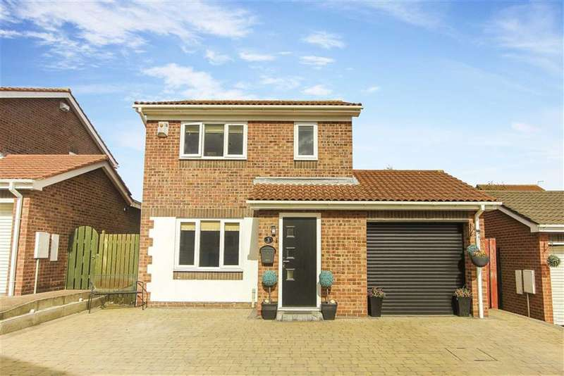 3 Bedrooms Detached House for sale in Bardon Crescent, Holywell
