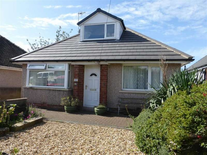 2 Bedrooms Detached Bungalow for sale in Lancaster Road, Morecambe, LA3