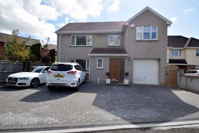 4 Bedrooms Detached House for sale in Ryelands, Island Farm Road, Bridgend,Bridgend County Borough, CF31 3LG