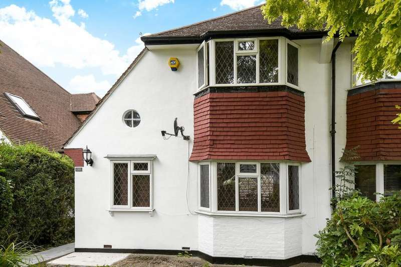 3 Bedrooms Semi Detached House for sale in Baring Road, Grove Park