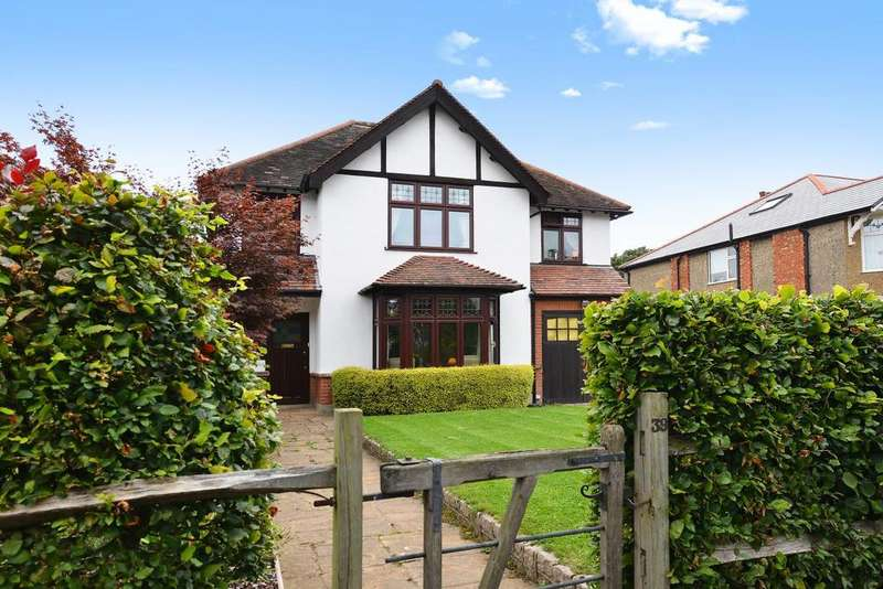 6 Bedrooms Detached House for sale in Reddons Road, Beckenham