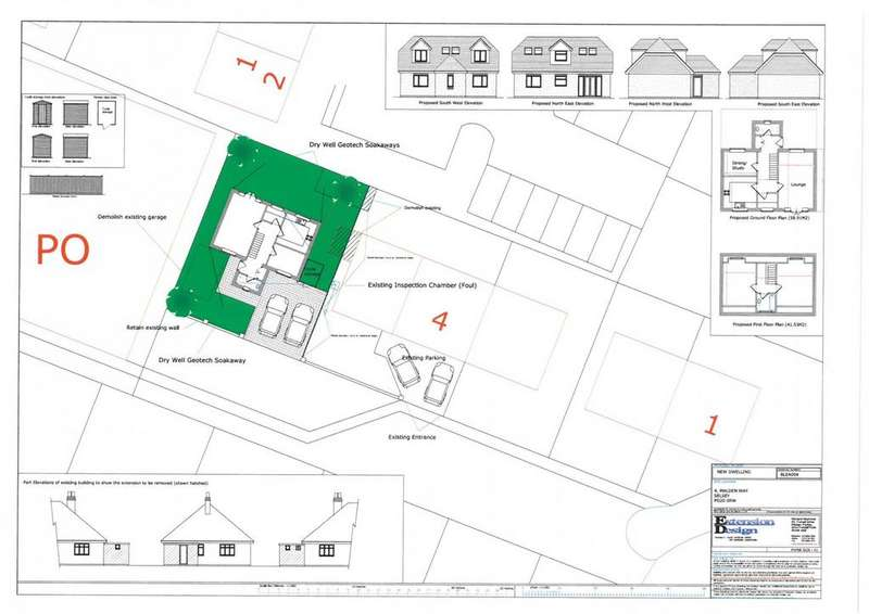 Land Commercial for sale in Land to side of Malden Way, Selsey, PO20