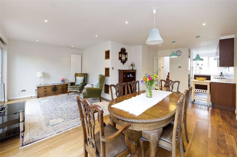 4 Bedrooms Terraced House for sale in Sherland Road, Twickenham, Middlesex, TW1