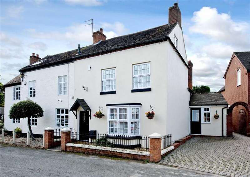 3 Bedrooms Cottage House for sale in 3, High Green, Brewood, Stafford, South Staffordshire, ST19