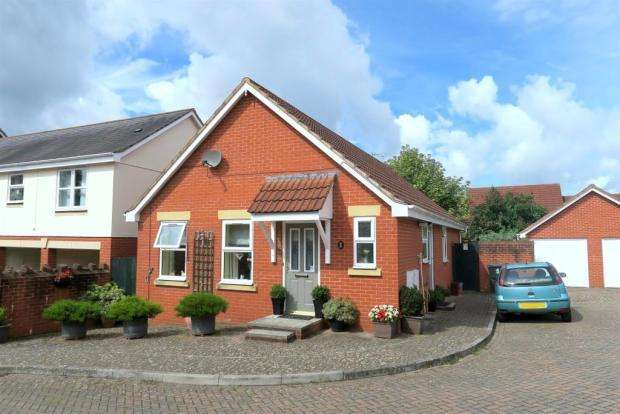 3 Bedrooms Detached Bungalow for sale in Stutts End, Cotford St Luke, Taunton TA4