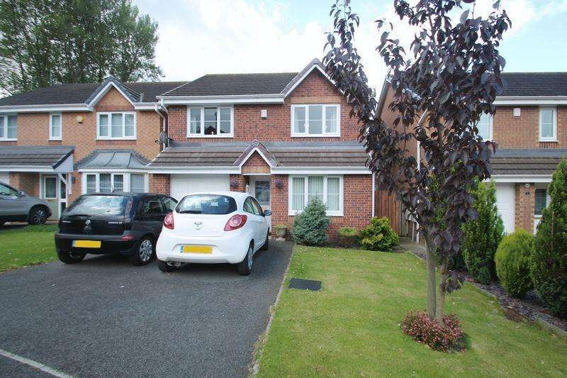 4 Bedrooms Detached House for sale in Forest Park, Stockton-On-Tees