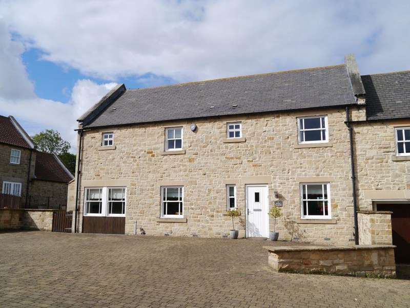 5 Bedrooms End Of Terrace House for sale in Dukes Meadow, Backworth, Newcastle Upon Tyne