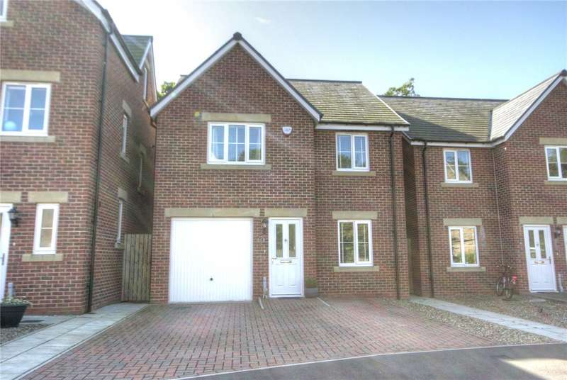 4 Bedrooms Detached House for sale in Howden Green, Howden Le Wear, Crook, DL15