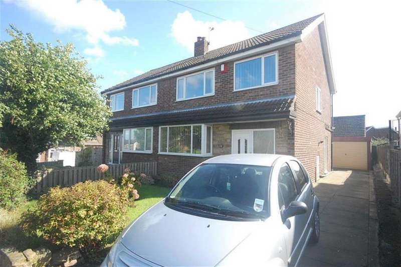 3 Bedrooms Semi Detached House for sale in Shillbank Lane, Mirfield, WF14