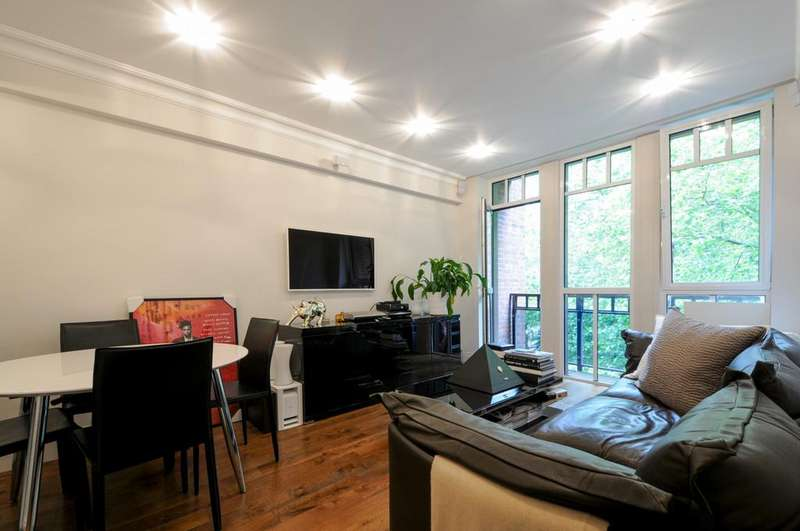 2 Bedrooms Flat for sale in St Johns Building, Marsham Street, SW1P