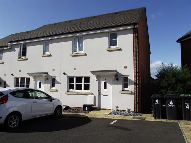 3 Bedrooms End Of Terrace House for sale in Dakota Drive, Calne