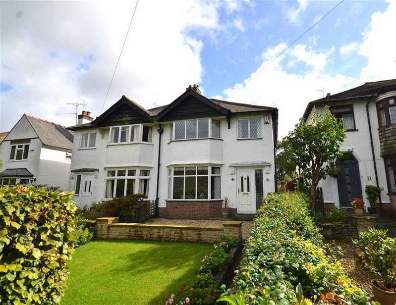 3 Bedrooms Semi Detached House for sale in Ledsham Road, Little Sutton, CH66