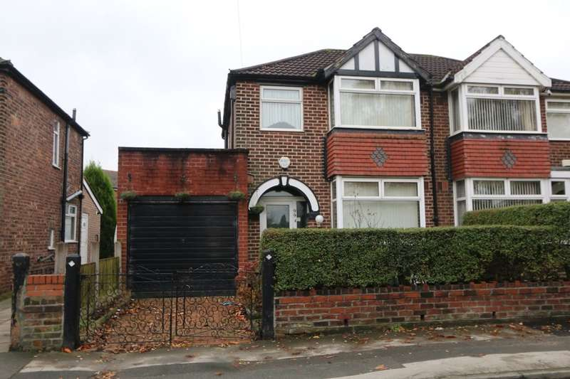 3 Bedrooms Semi Detached House for sale in Taylor Lane, Denton, Manchester, M34